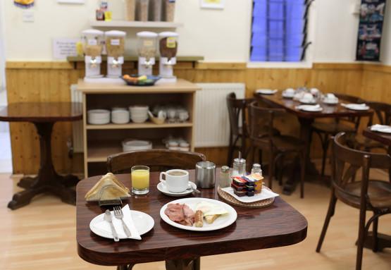 Barry House London Breakfast